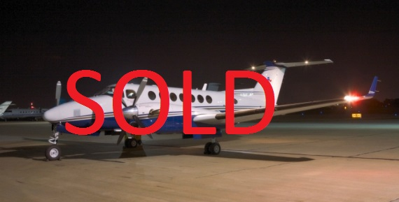 King Air EXT - SOLD
