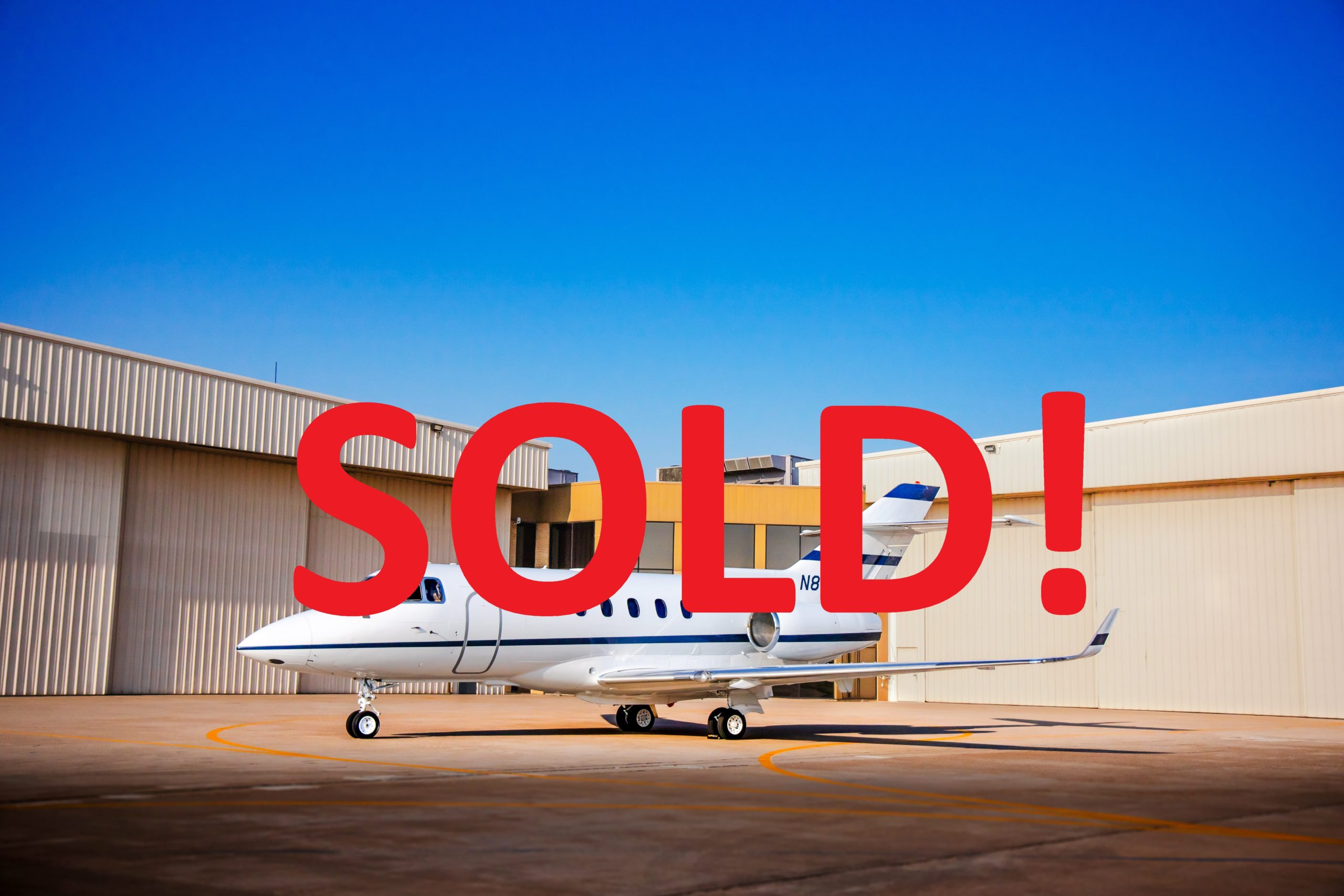 N85HH Exterior - SOLD