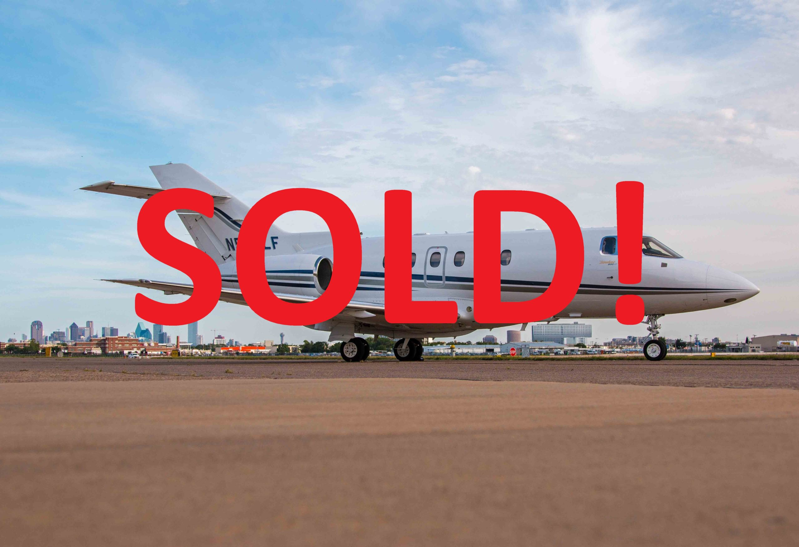 N543LF Exterior - SOLD